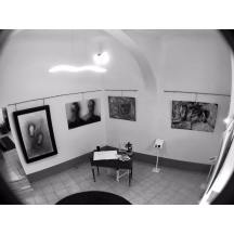 Roccart Gallery - Exhibition Florence Italy - July 2017