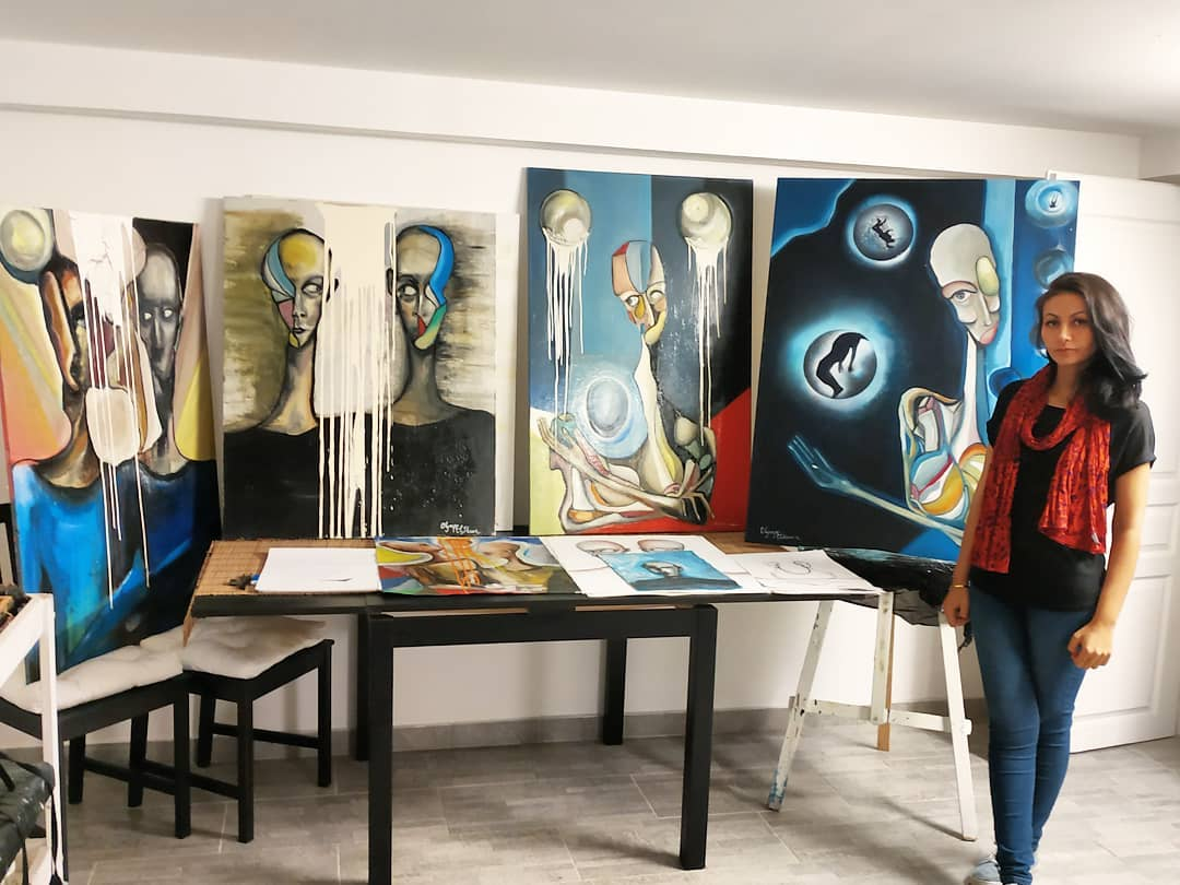 NEW YEAR 2019 - atelier