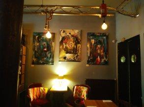 Sur les murs de la Souris Verte - Rue marcadet - Paris (2)